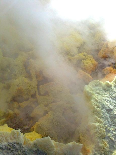 دهانه آتشفشان